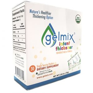 Gelmix Infant Thickener Stick Packs Box