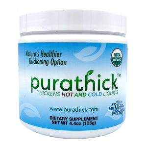purathick organic thickener for hot and cold liquids