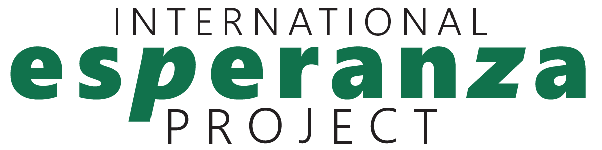 Internationa Esperanza Project Logo